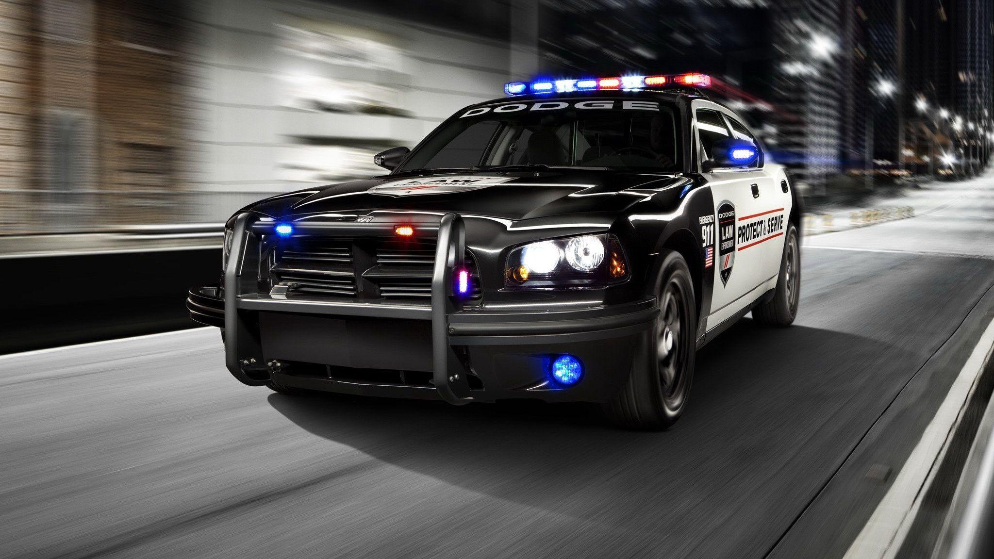 Police Car Wallpapers 2048x1152
