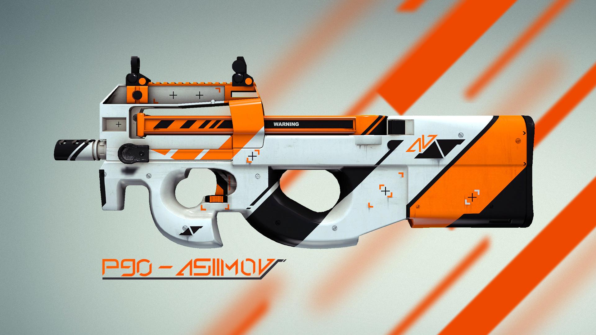 Awp Asiimov Csgo Counter Strike Global Offensive Skin Wallpapers HD 1920x1080