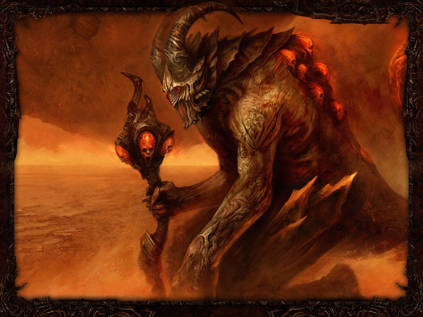 Hell Beast   Disciples 3 Renaissance Wallpaper Hell Beast Wallpaper 1600x1200