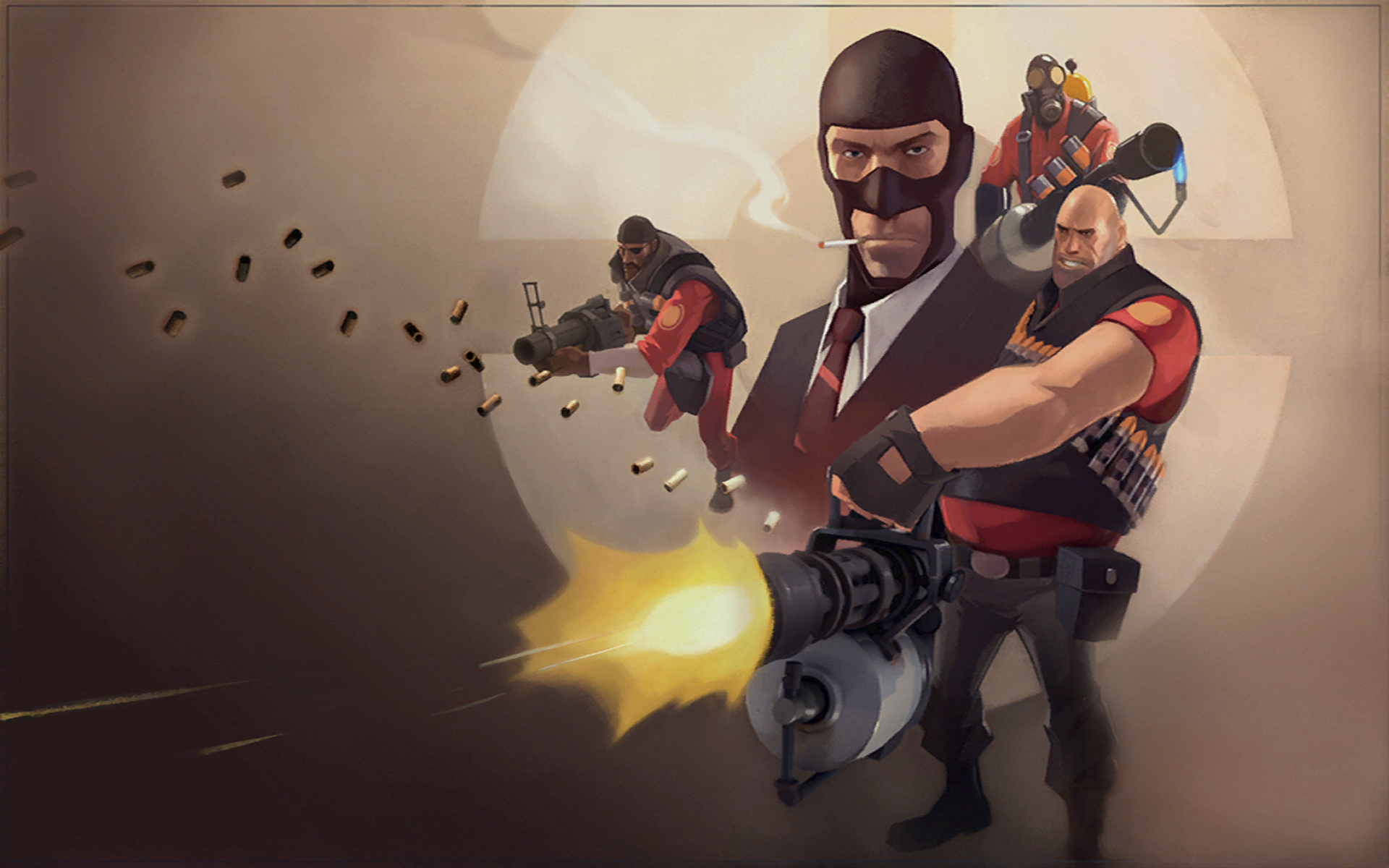 team fortress 2 Wallpaper Background 46743 1920x1200