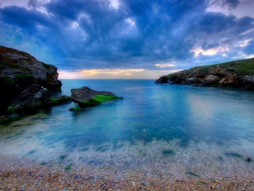 free ocean wallpapers and screensavers