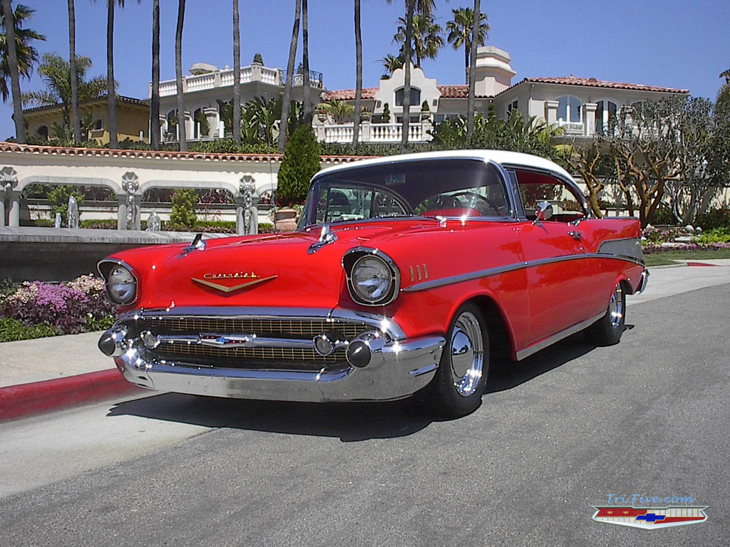 57 Chevy Wallpaper Wallpapers Picture 1024x768