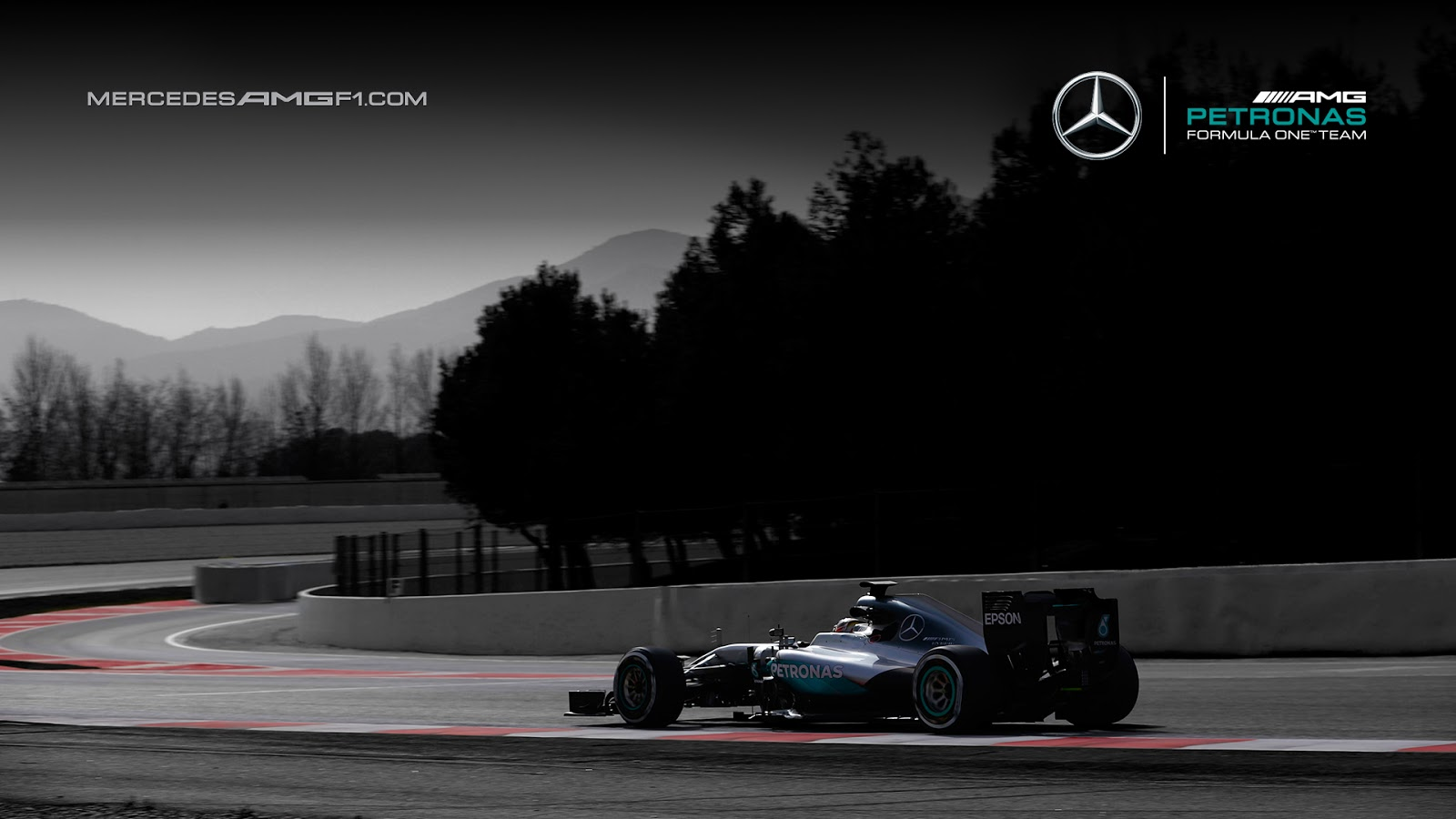 Mercedes Amg Petronas F1 Hd Hintergrundbilder 4k: Mercedes F1 Wallpapers
