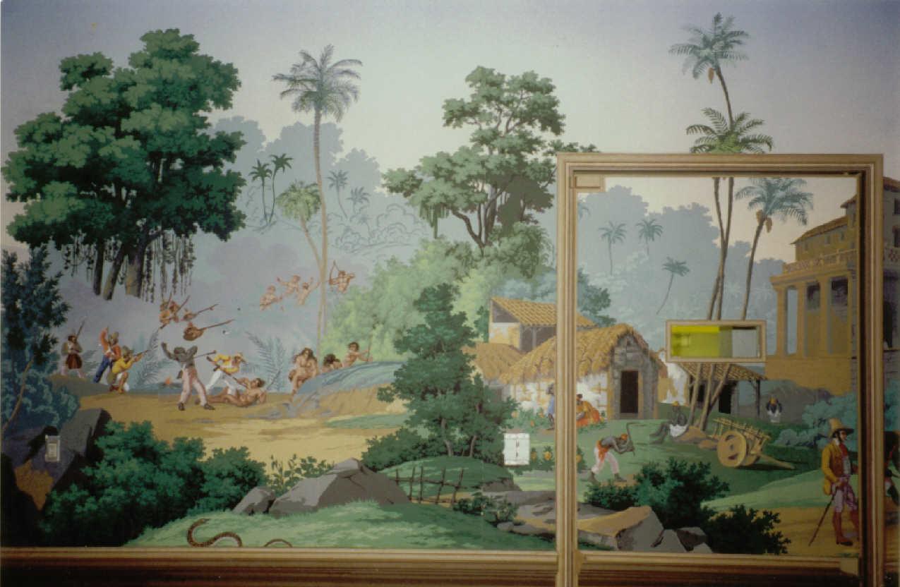 zuber wallpaper panels for sale