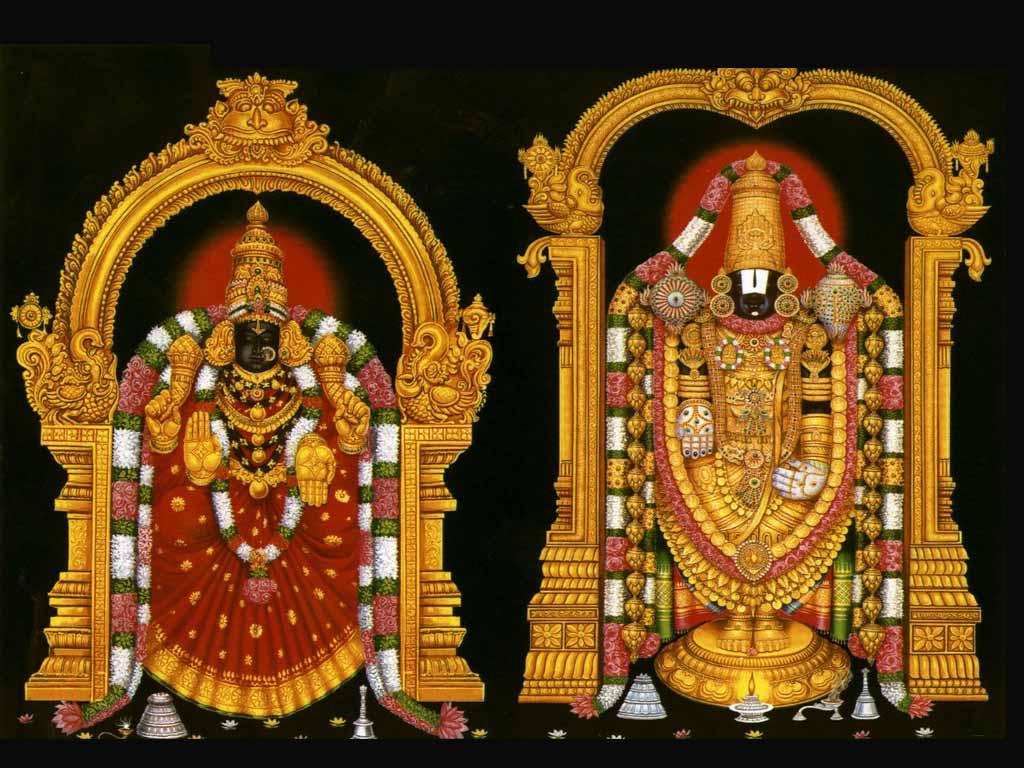 Venkateswara Swamy Wallpapers Download 1024x768