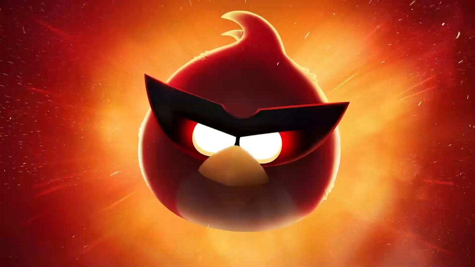 Angry Birds the most popular strategy puzzle video gaming designed by 1600x900