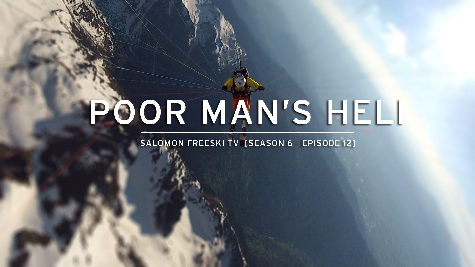 Salomon Freeski TV S6 E12 Poor Mans Heli MountBakerExperiencecom 1920x1080