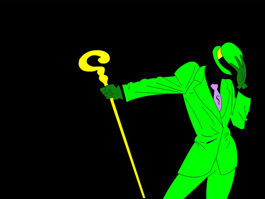 Riddler Wallpaper Wallpaper 1024x768