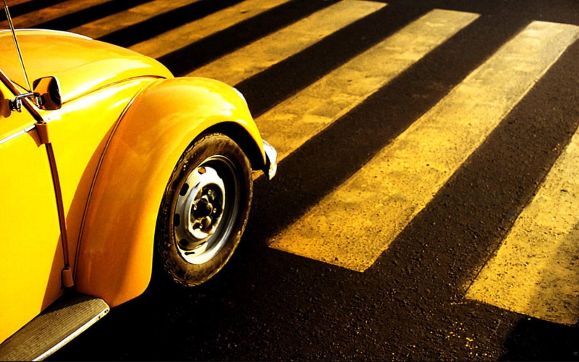 автомобиль желтый car yellow  № 547052 без смс