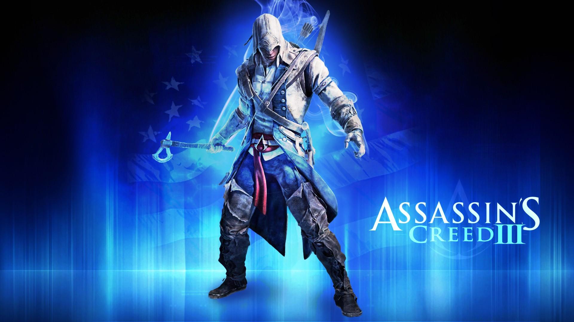 Assassins Creed 3 Wallpapers 6 HD Desktop Wallpapers 1920x1080