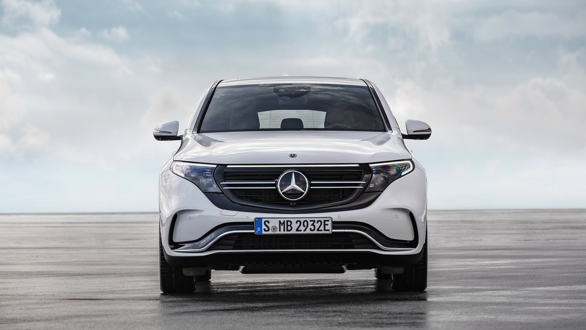 2020 Mercedes Benz EQC Wallpapers HD Images   WSupercars 1920x1080
