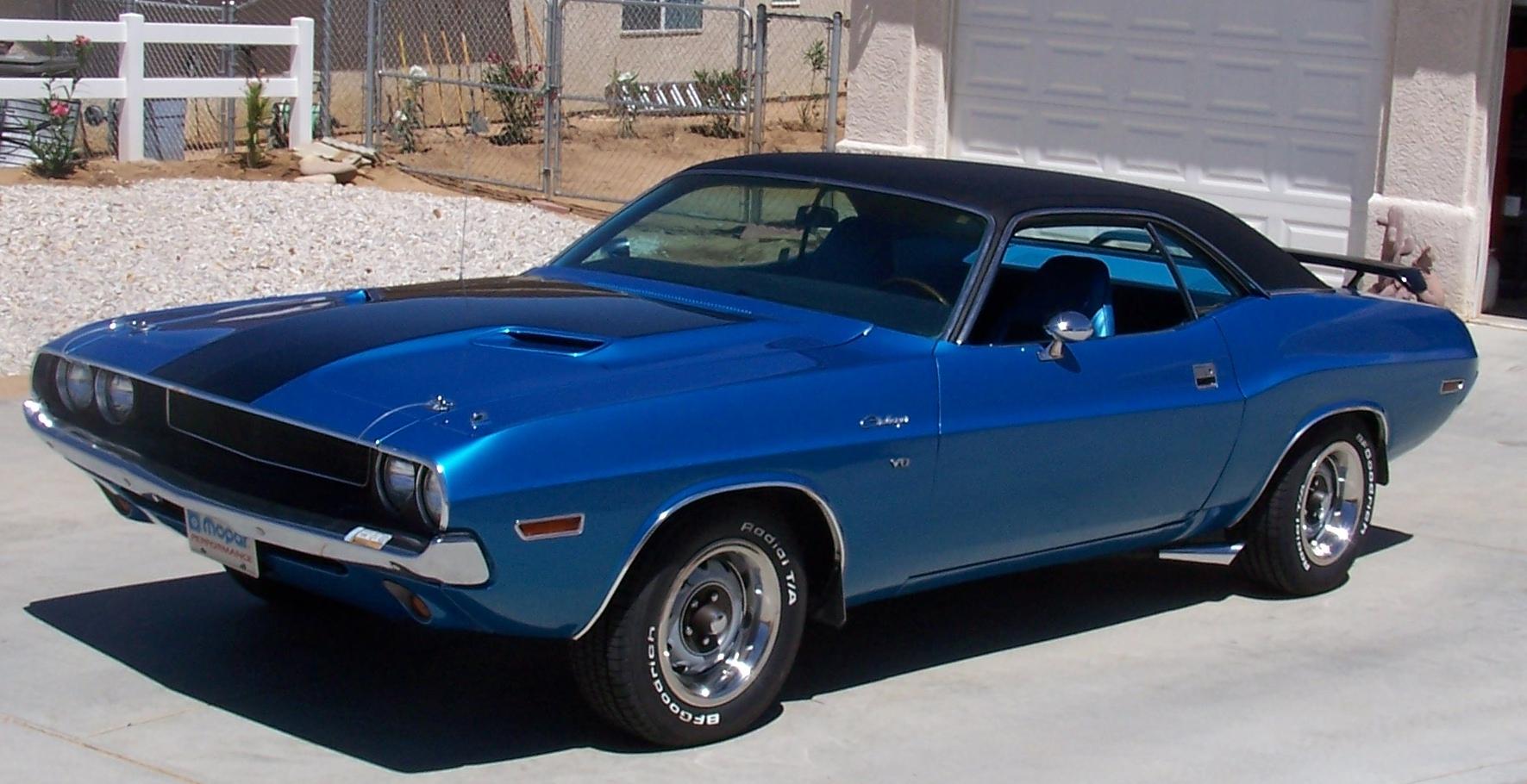 1970 Dodge Challenger pictures 1771x910