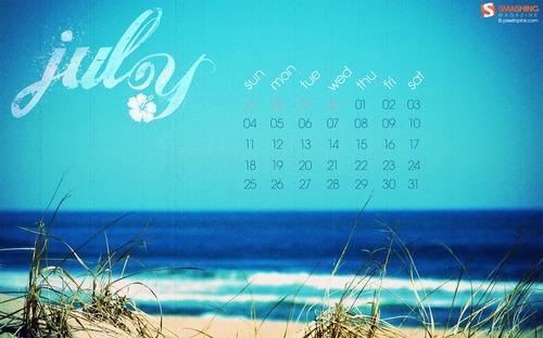 Download Smashing Magazine Desktop Wallpaper Calendar July 2010 500x312