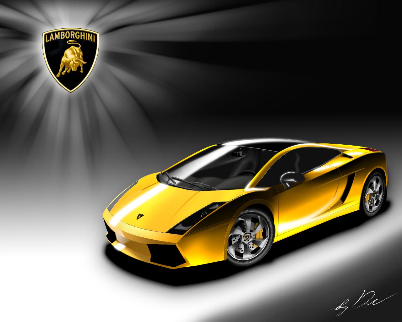 Lamborghini Wallpaper Sangar 1280x1024