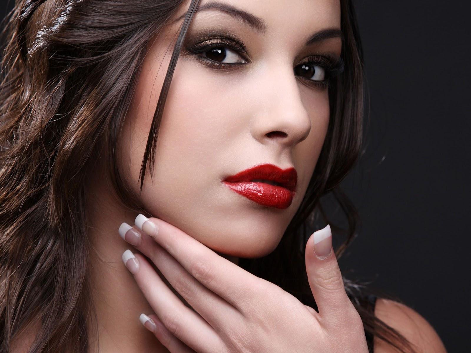 Beautiful Women Faces Wallpaper Wallpapersafari
