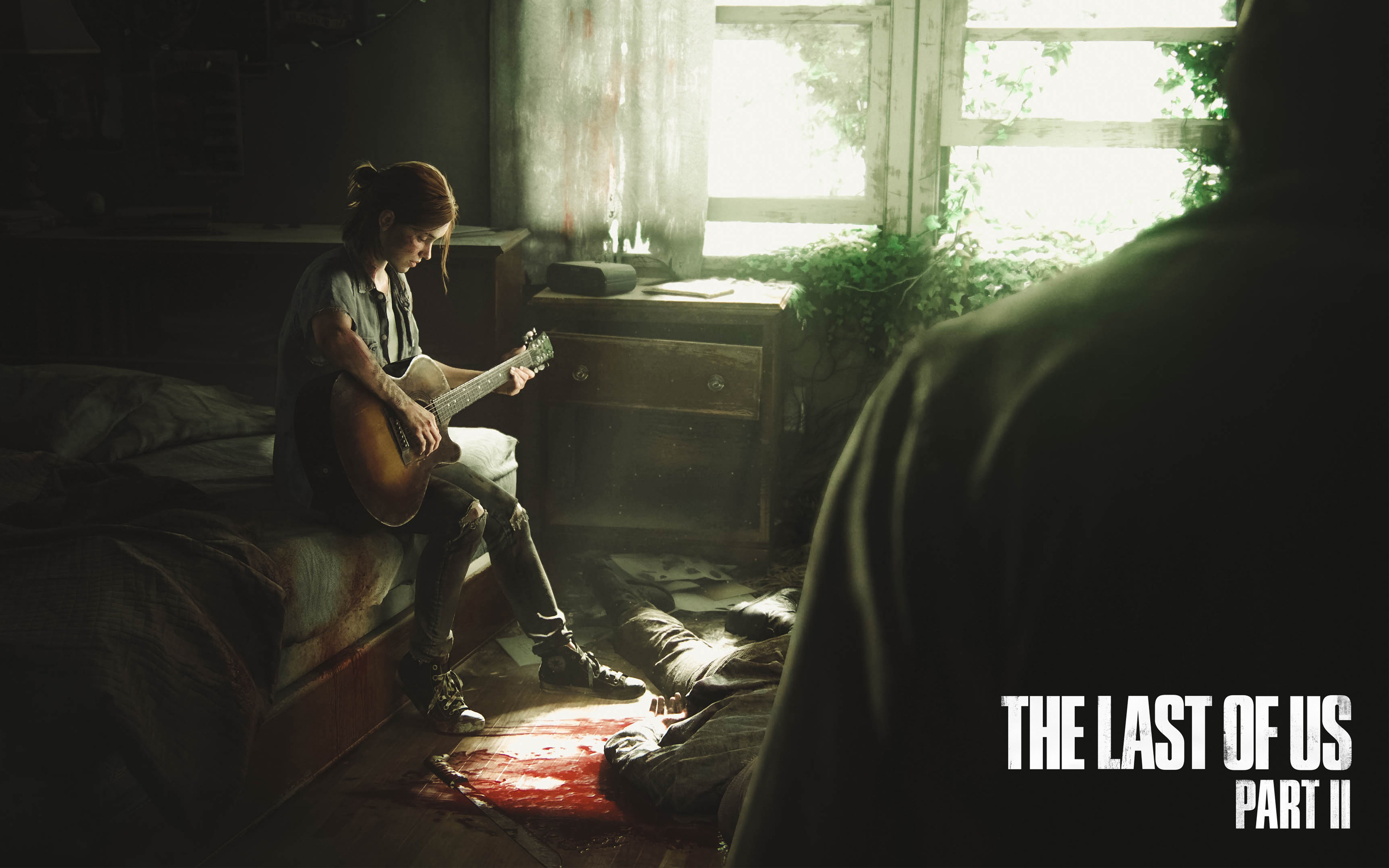 Free Download The Last Of Us Part Ii Hd Wallpapers And Background