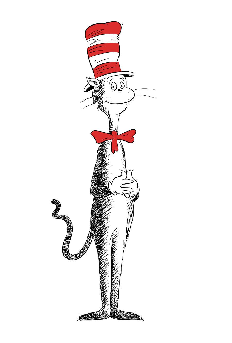 cat in the hat wallpaper wallpapersafari