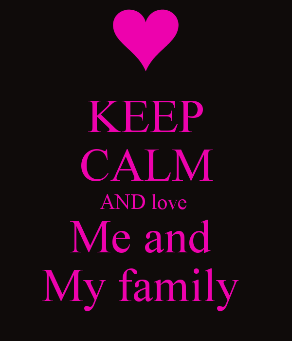 Wallpaper I Love My Family HD Wallpapers on picsfaircom 600x700