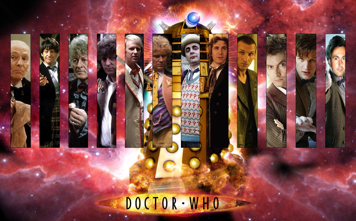 Go Back Gallery For All 12 Doctors Wallpaper 1399x872