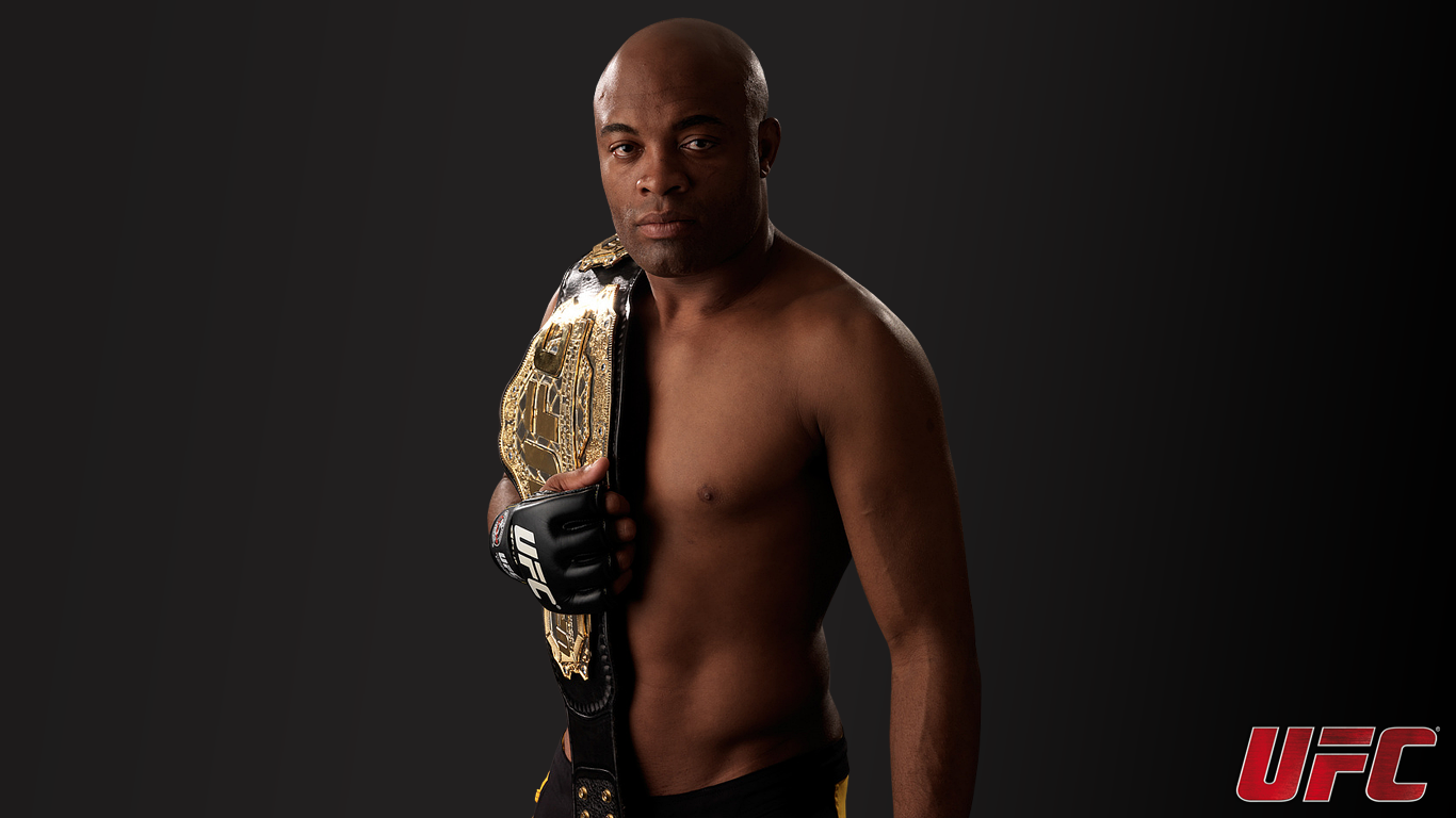 Anderson Silva Wallpaper Picture 2014 1366x768