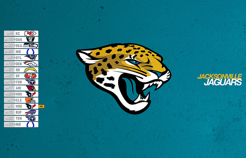 Jacksonville Jaguars 2013 Schedule Desktop Wallpaper Flickr   Photo 500x321
