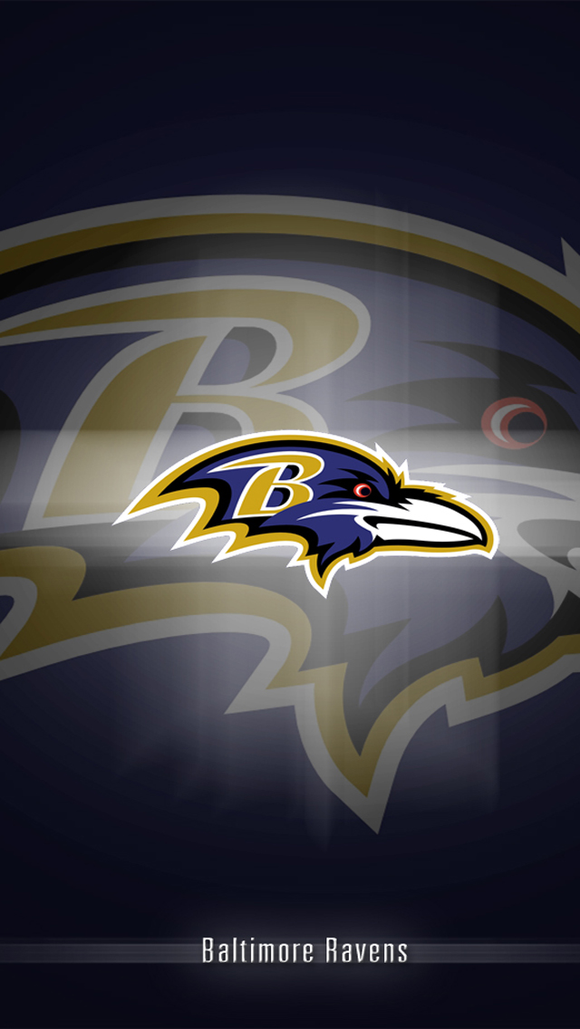 Baltimore Ravens HD Wallpapers for iPhone 5 iPhone Wallpapers Site 640x1136
