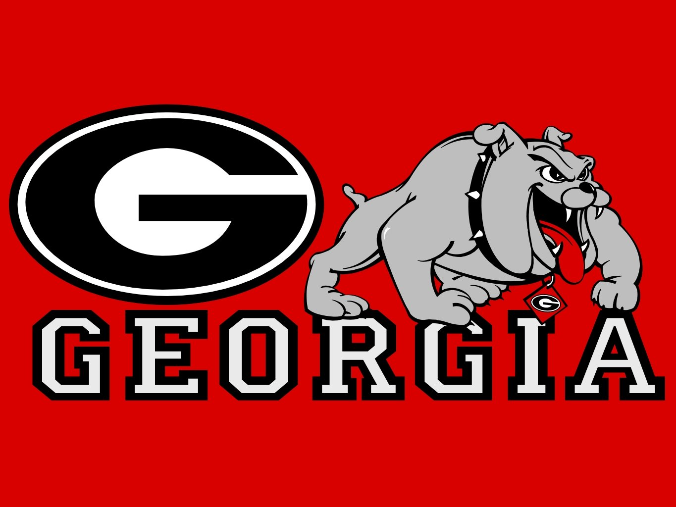 Hd Wallpapers Georgia Bulldogs 360 X 480 61 Kb Jpeg 1365x1024