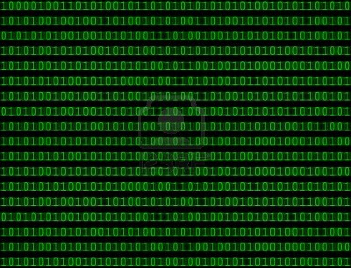 background of binary computer language code in green texthtml 1200x918