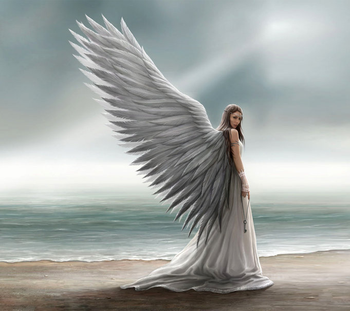 Guardian Angel wallpaper   ForWallpapercom 681x606