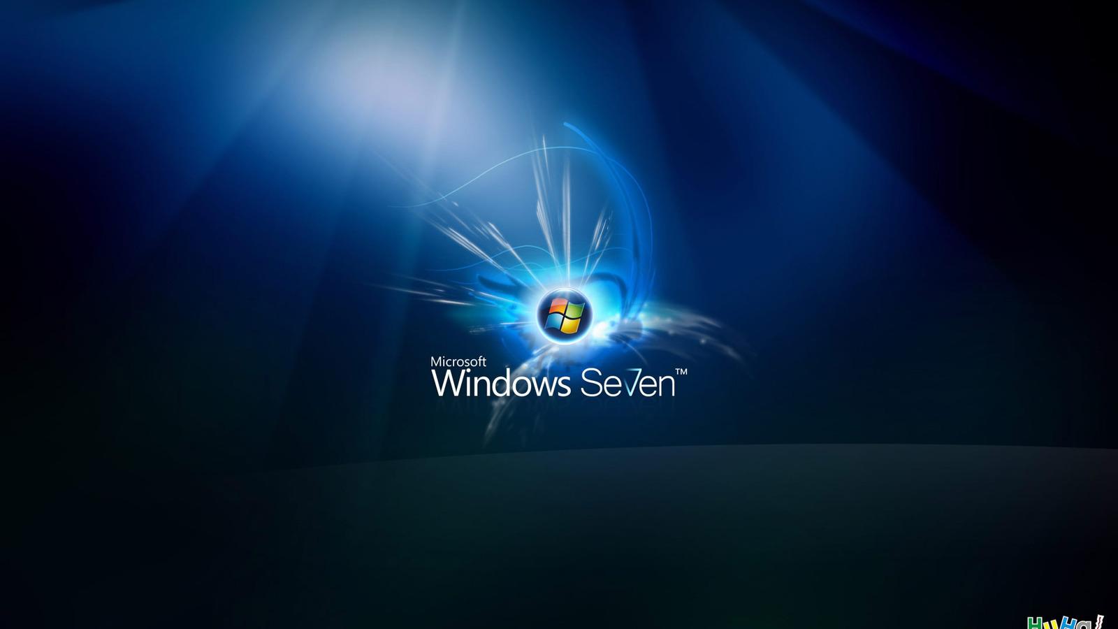 Windows 7 1600x900 wallpaper 1600x900