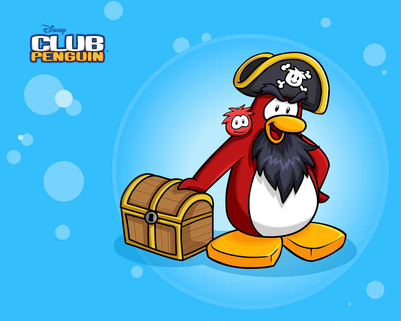 Fuentes de Informacin   10 Wallpapers   Club Penguin   [HD] 1280x1024