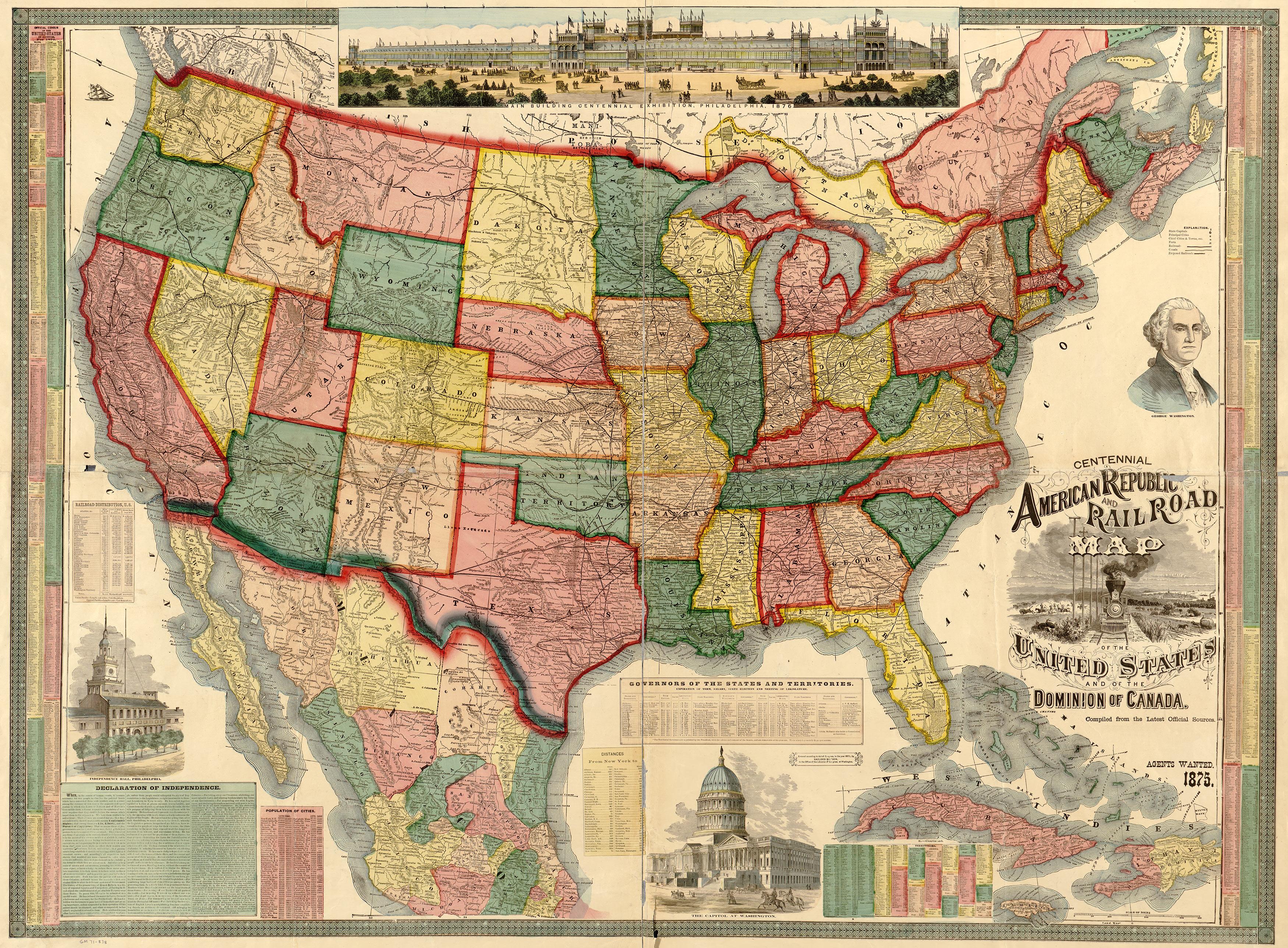 Us Map Wallpaper - WallpaperSafari