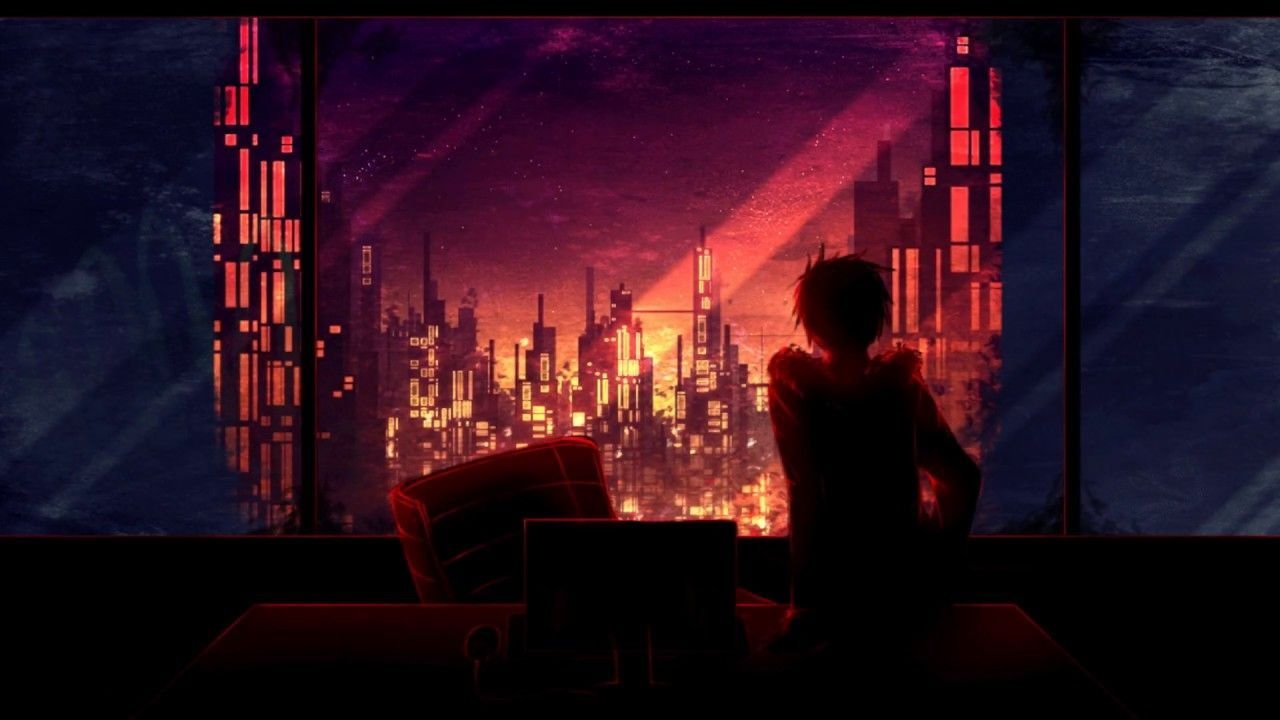 Lo Fi Anime Wallpapers   Top Lo Fi Anime Backgrounds 1280x720