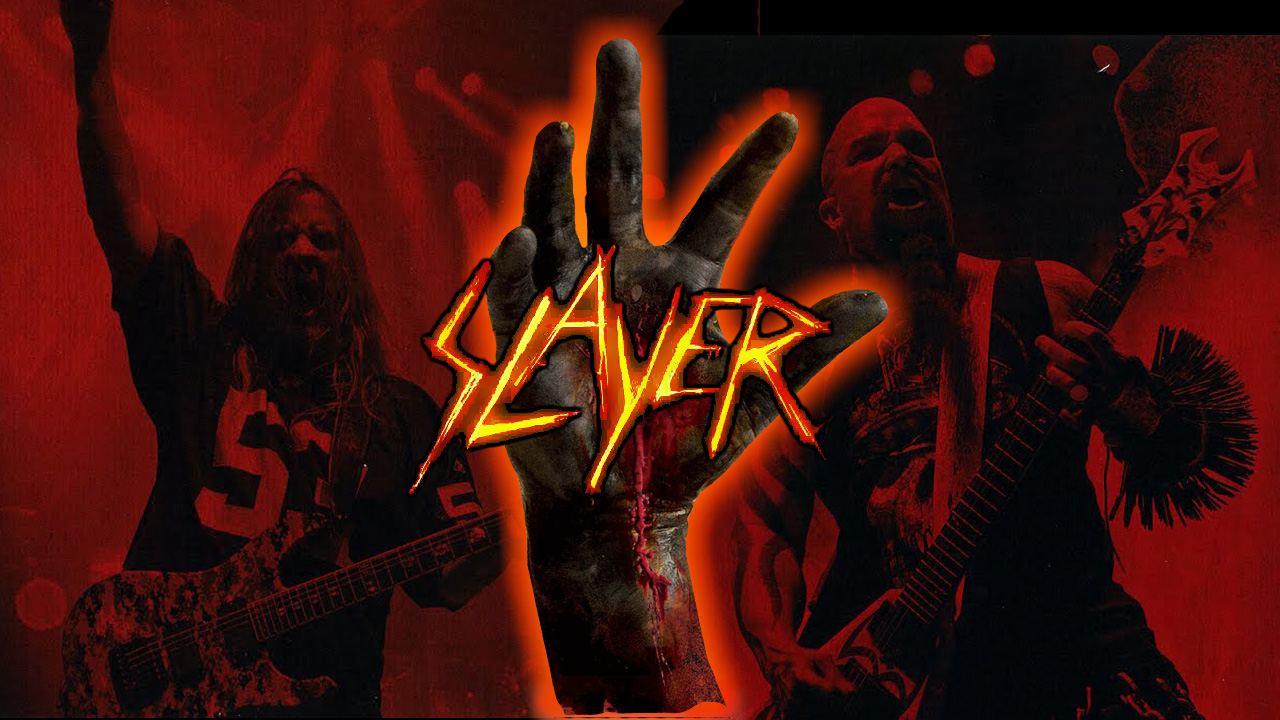 Slayer Wallpapers - WallpaperSafari