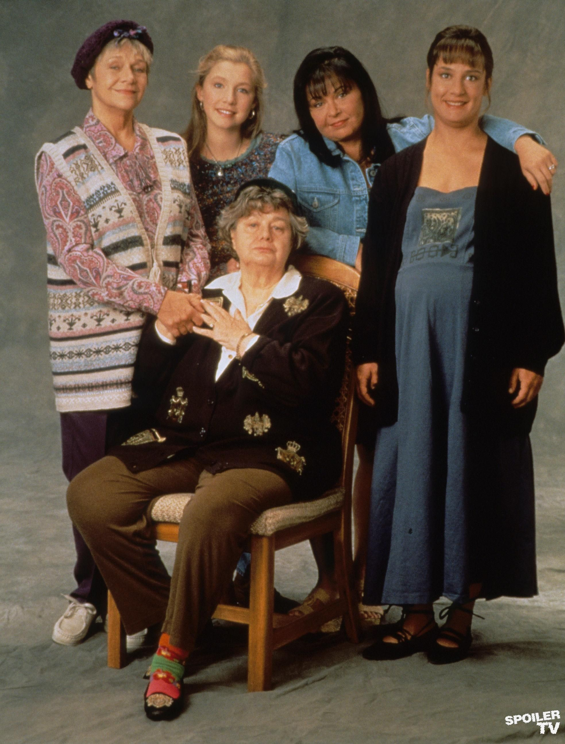 The women of Roseanne Roseanne Roseanne tv show Couple 1967x2592