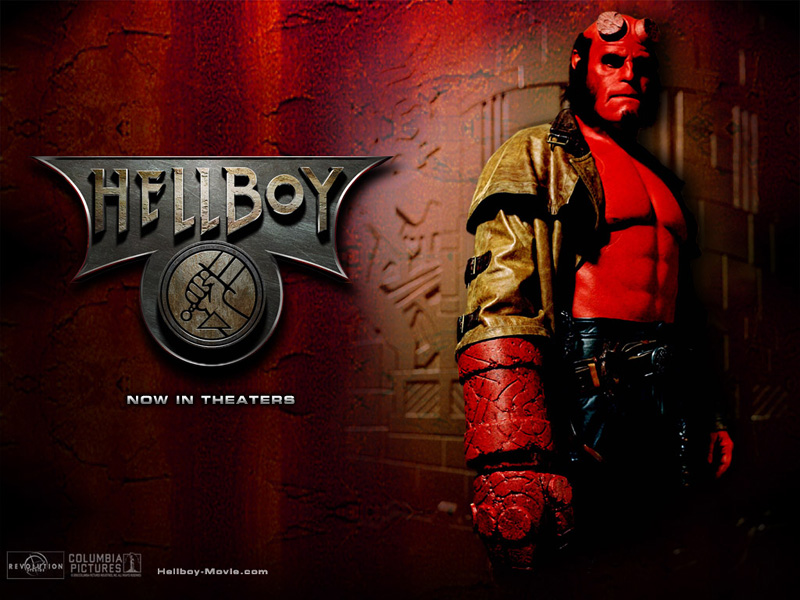 EZ PC Wallpapers Hellboy Wallpaper 800x600