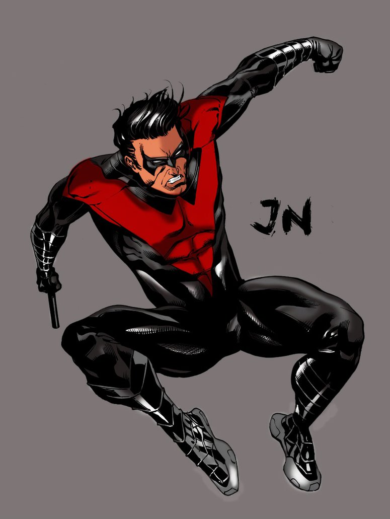 New 52 Nightwing by sure shot626 775x1031