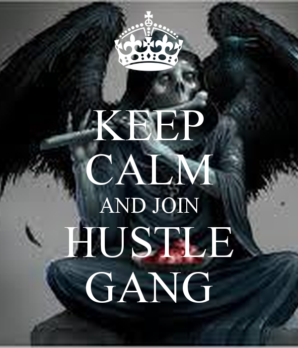 Funnies pictures about Hustle Gang Logo Wallpaper 600x700