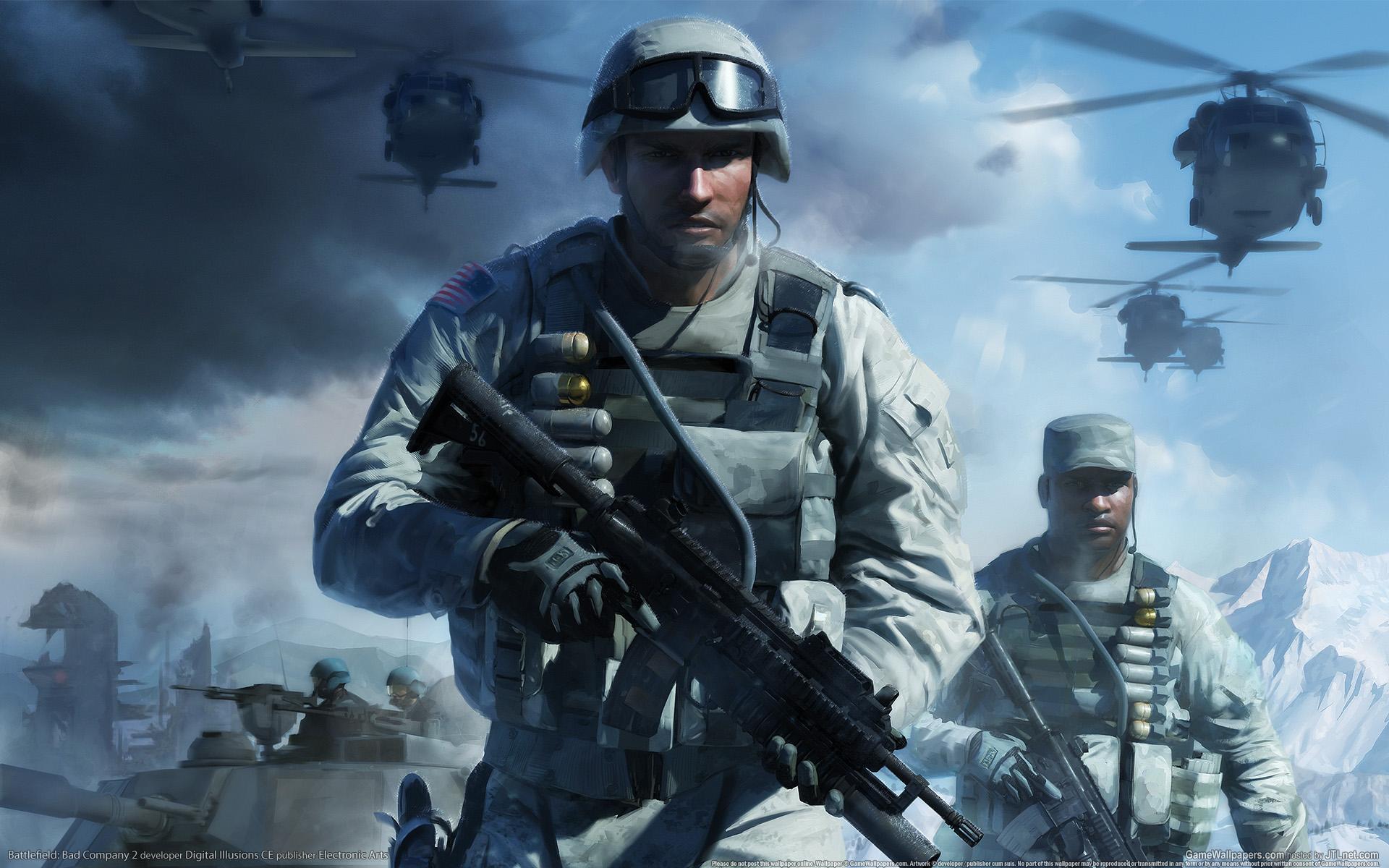 Battlefield Bad Company 1 Wallpaper 11 of 208 1920x1200