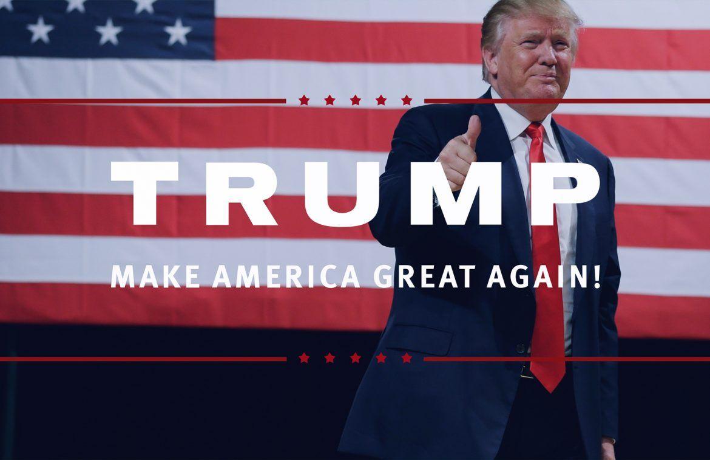 12] Donald Trump 2020 Wallpapers on WallpaperSafari 1170x757