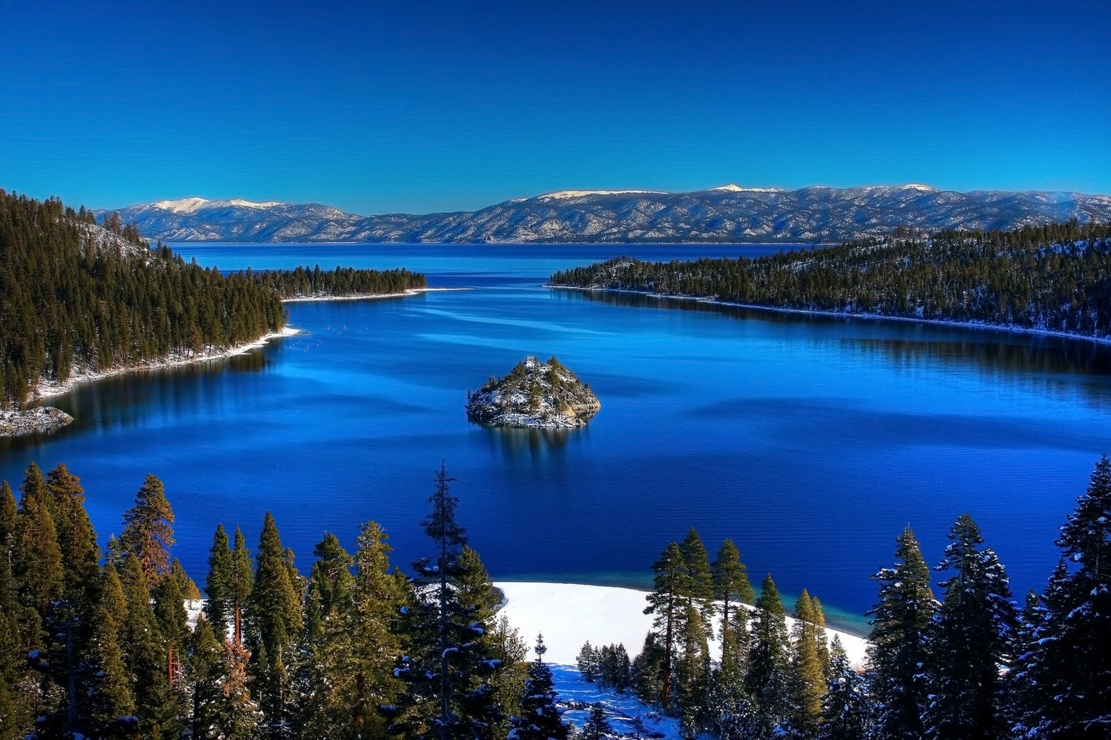 tahoe lake tahoe hd wallpaper lake tahoe hd desktop wallpaper 1600x1067