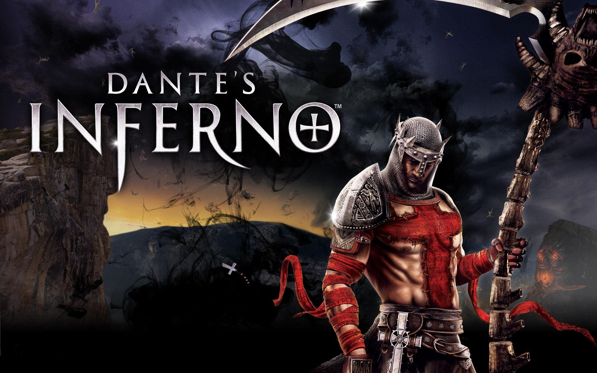 Dantes Inferno wallpapers Dantes Inferno stock photos 1920x1200
