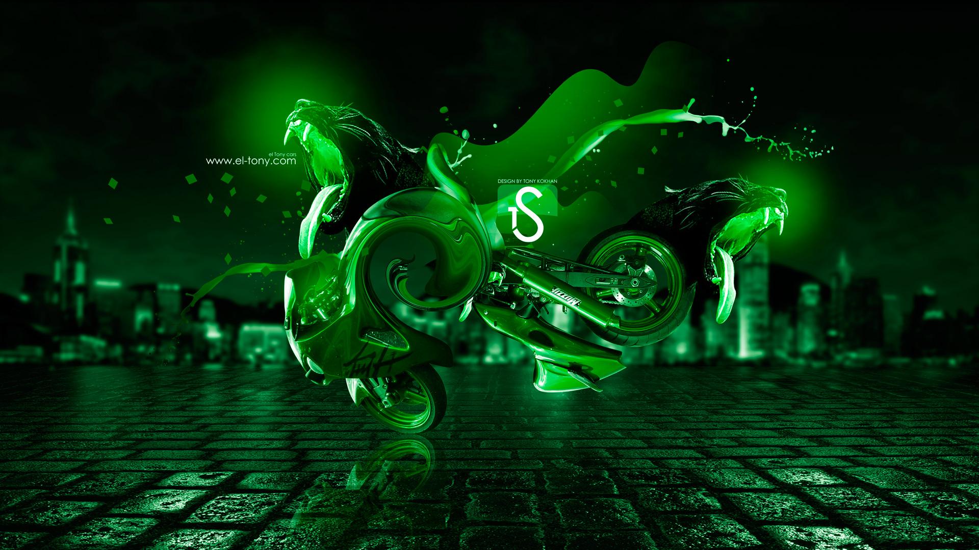 Neon Green HD Wallpaper - WallpaperSafari