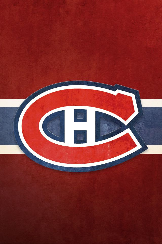 Montreal Canadiens iPhone Background NHL WALLPAPERS Pinterest 640x960