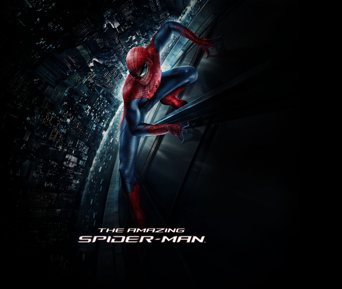 The Amazing Spider Man 3D 2012 iPad 2  New iPad 3 Wallpapers 3 You 1385x1173