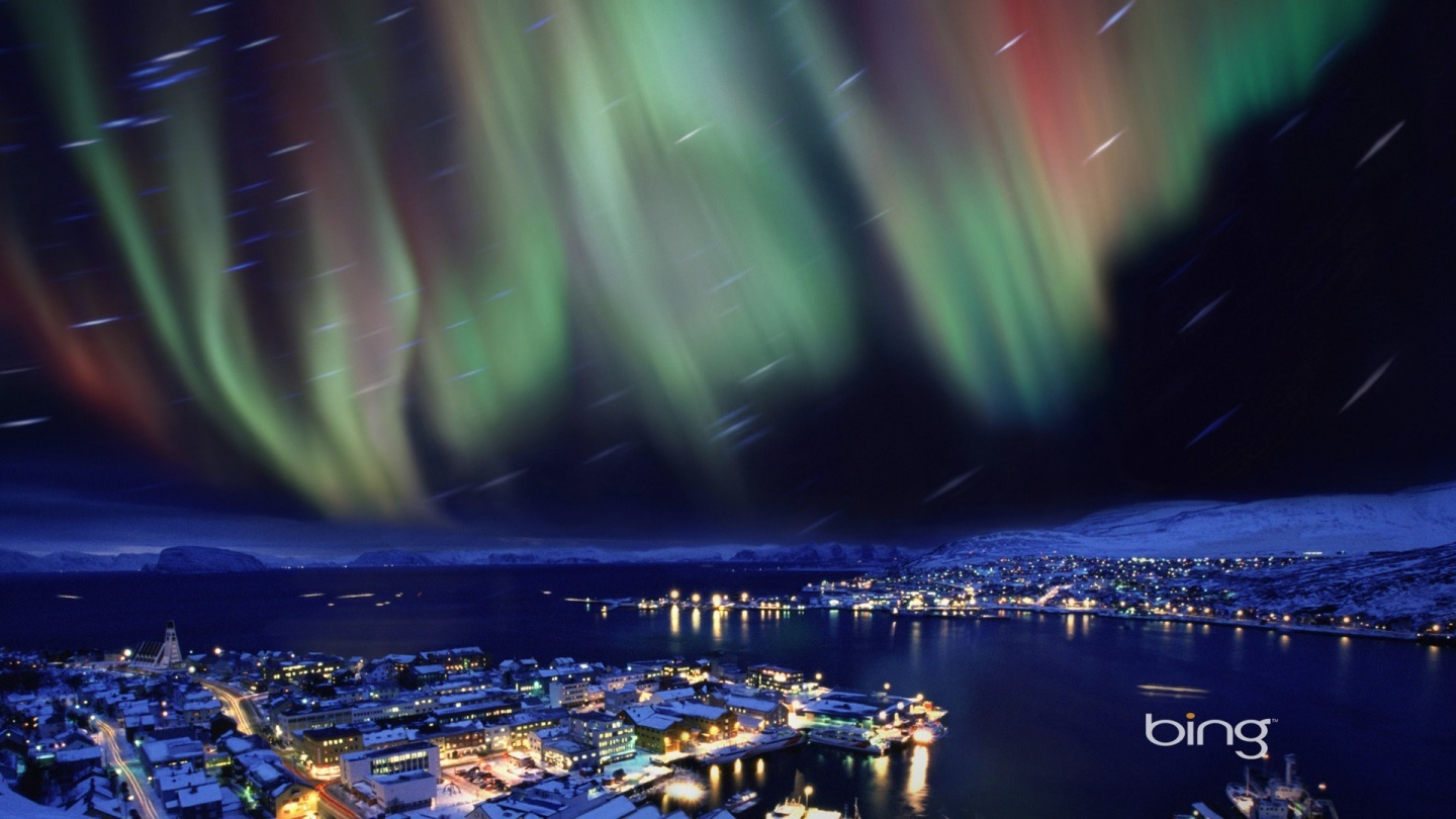 Northern Lights Wallpaper High Definition Page Northern Lights 1440x810