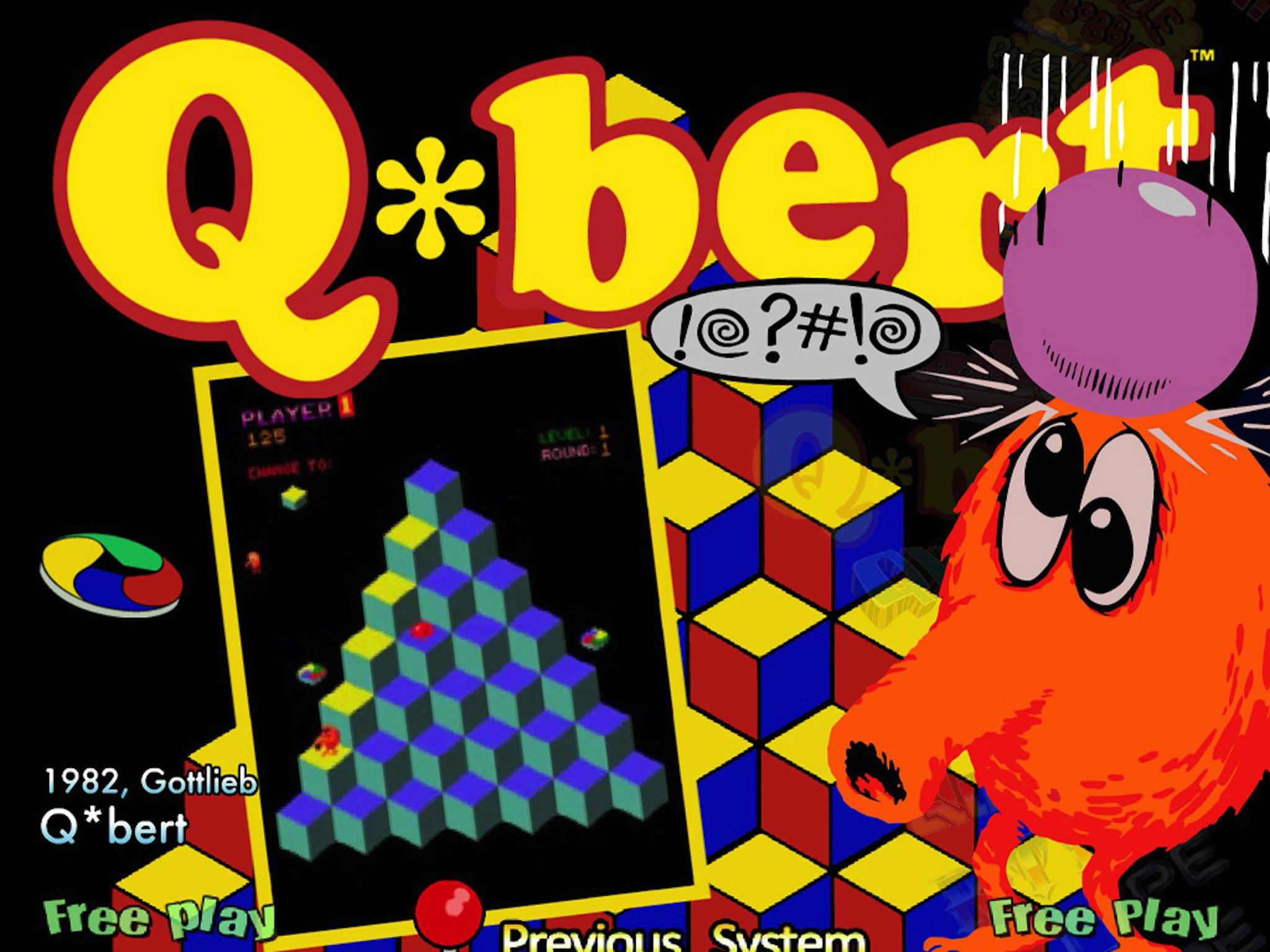 Qbert HD Wallpaper Background Image 2048x1536 ID395586 2048x1536