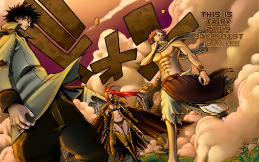 Epic Anime Fairy Tail Maverick Mihkel 506x316