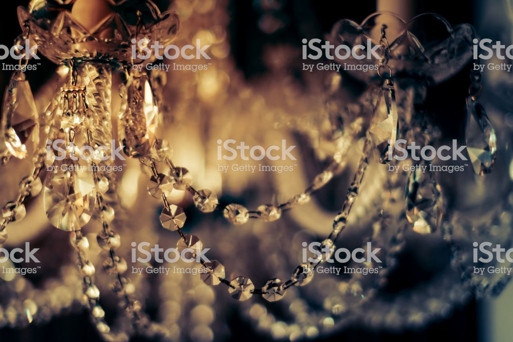 Abstract Image Background Of Blur Bokeh And Crystal Chandelier 1024x683