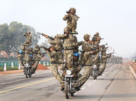 Indian Army Stunts Photos Pics Images Wallpapers 470x350